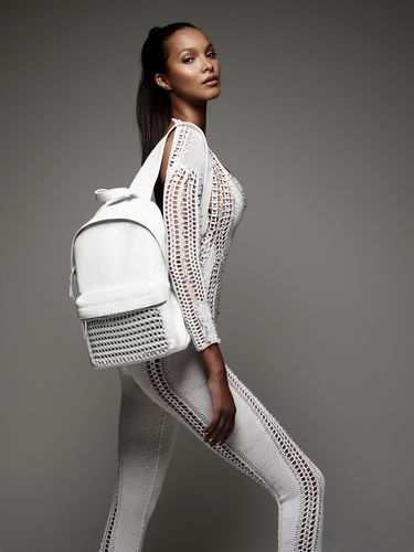 Brazilian supermodel Lais Ribeiro, face of BOTTLETOP, models the new bespoke creations by the brand, crafted by  ...