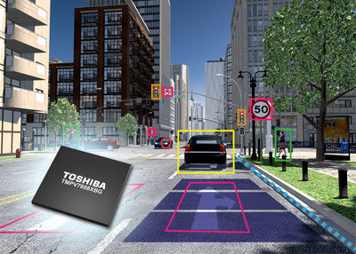 The first device in Toshiba's new TMPV760 series of image recognition processors will simplify implementation of next-generation Advanced Driver Assist Systems (ADAS).