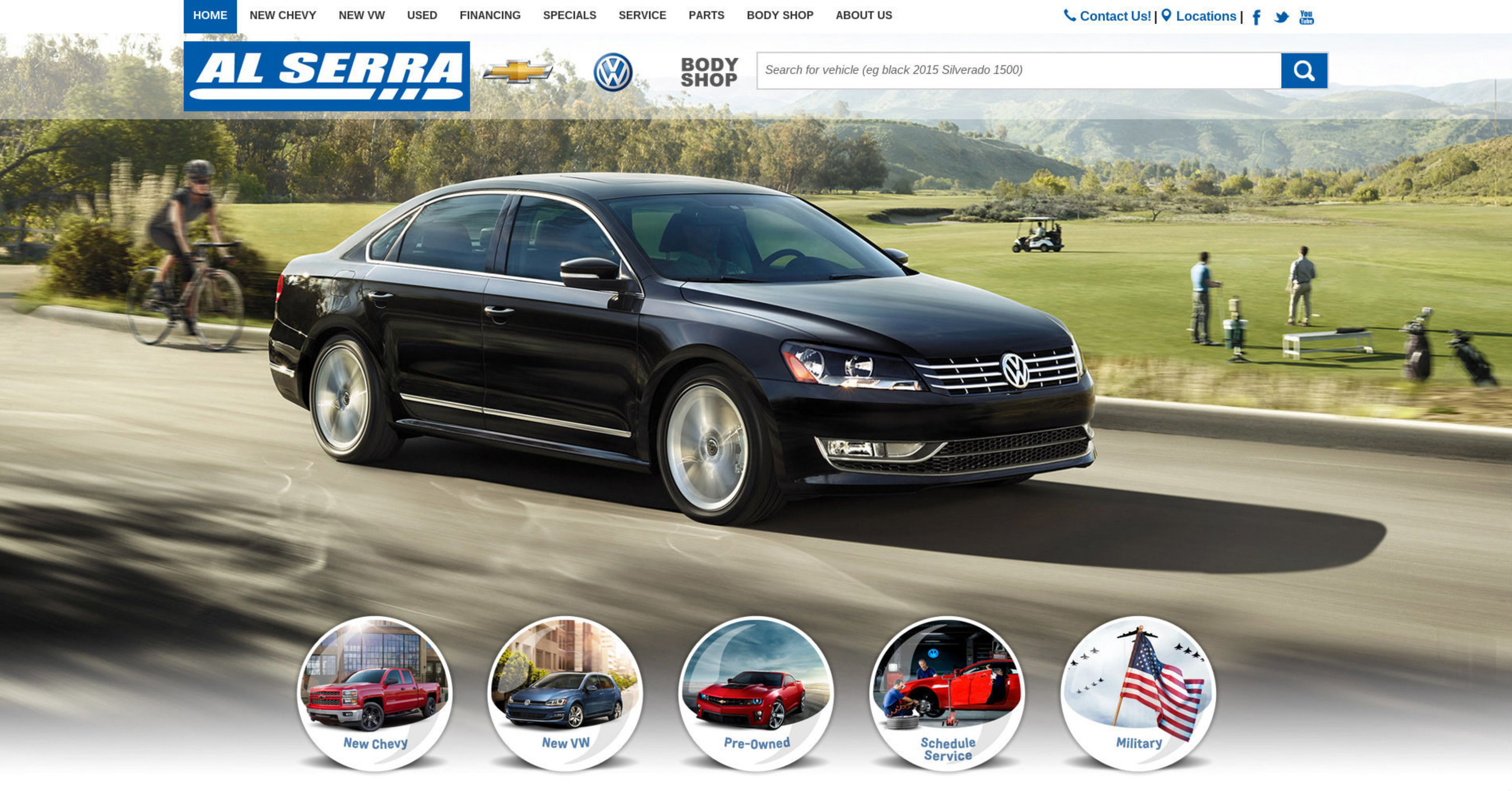 Al Serra Colorado launches new website