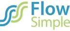 Flow Simple logo (PRNewsFoto/Flow Simple)