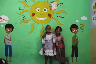 "Plan will mark October 31 - the day when the global population is projected to pass 7 billion - by celebrating the birth of a girl in India. Plan is advocating girls' rights and empowerment through its global campaign ""Because I am a Girl.""  (PRNewsFoto/Plan International)"