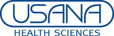 USANA logo.  (PRNewsFoto/USANA Health Sciences, Inc.)