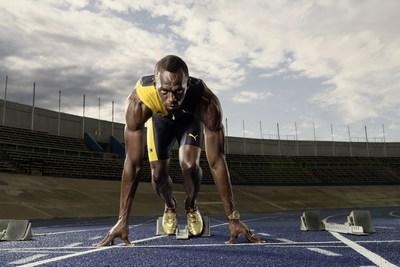 The fastest man in the world won his third triple Olympic gold. RVB Jon W Johnson.