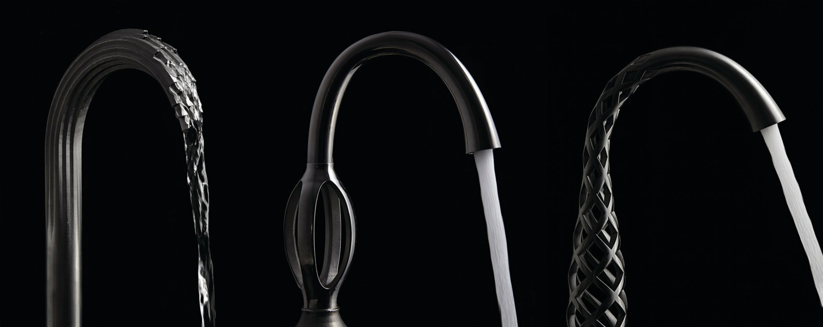The Shadowbrook, Trope and Vibrato faucets -- the first commercially-available residential faucets created with 3D printing -- from DXV have been named a 2016 R&D 100 Award finalist in the Process and Prototyping Category in recognition of their innovative designs and new application of additive manufacturing technology.