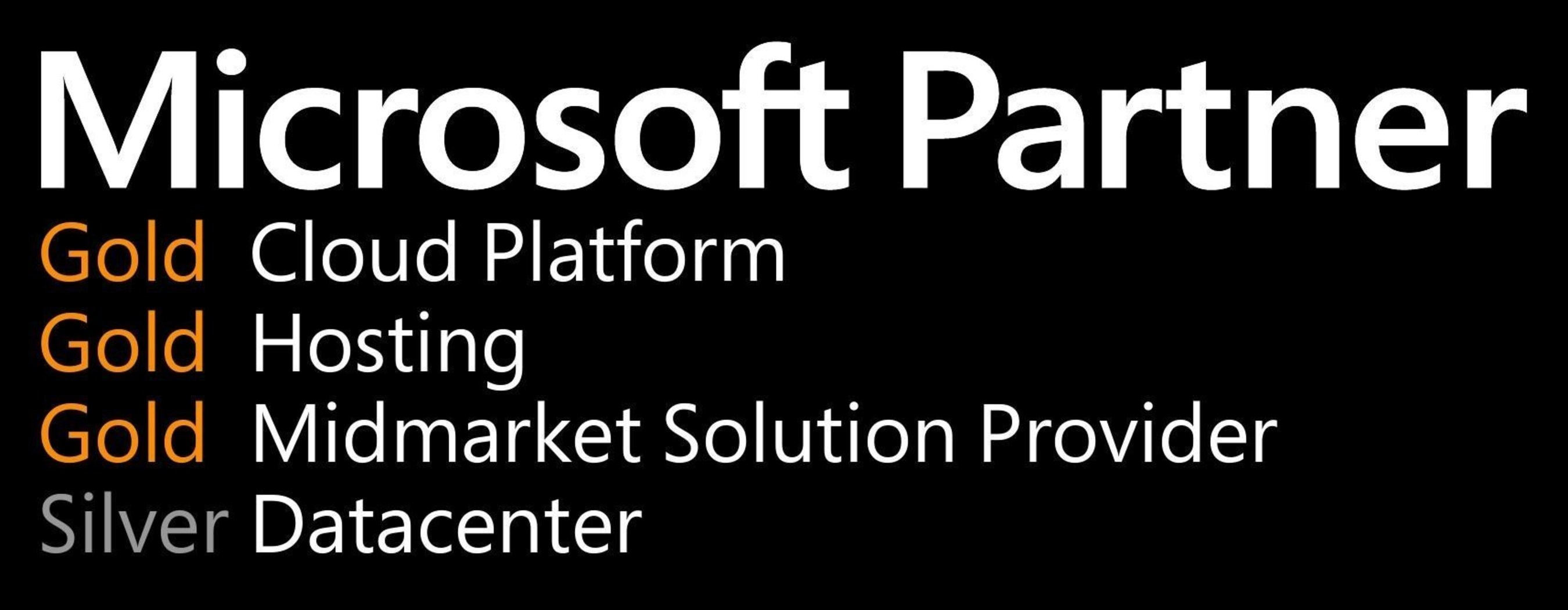 SaaSplaza Earns Gold Cloud Platform Microsoft Partner Competency
