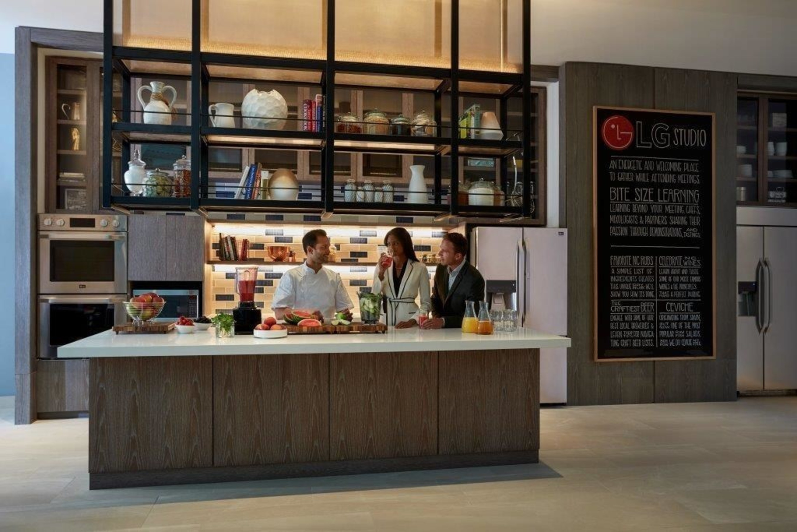 LG Technologies Help Deliver New Guest Experience At