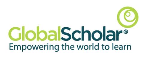 GlobalScholar Logo.  (PRNewsFoto/GlobalScholar)