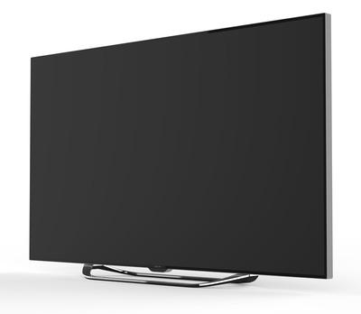 Seiki Pro 85-inch 4K Ultra HD TV at $7,999. (PRNewsFoto/Seiki) (PRNewsFoto/SEIKI)