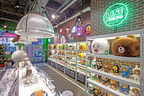 LINE Euro-Americas Corporation announces its first-ever LINE FRIENDS pop-up store in North America.