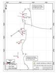 Los Azules Drill Hole Location Map.  (PRNewsFoto/Golden Minerals Company)