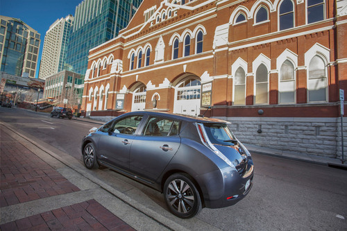 Nissan LEAF Drops Major New Beats With Bose Energy Efficient Series Sound System