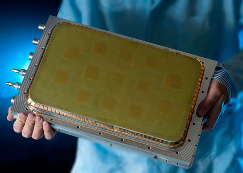 Ball Aerospace Delivers Orion Phased Array Antenna EDUs