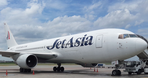 Jet Asia Airways Receives Delivery of Fifth Boeing 767