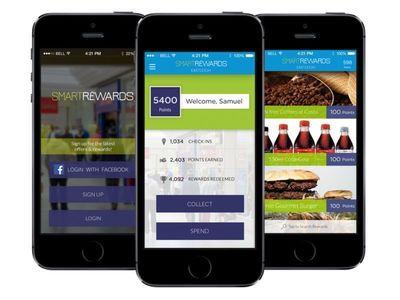 Award Wins for SmartFocus Shopping Centre Beacon Clients