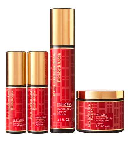 Red Door Spa Launches Red Door Spa Professional Skincare and Body Collection