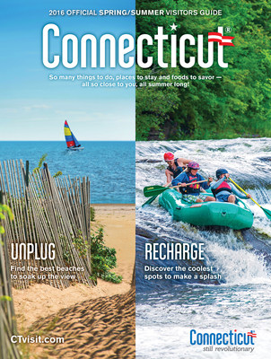 2016 OFFICIAL SPRING/SUMMER CONNECTICUT VISITORS GUIDE