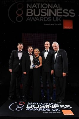 Enabler of the Year Finalists Announced for 2013 National Business Awards