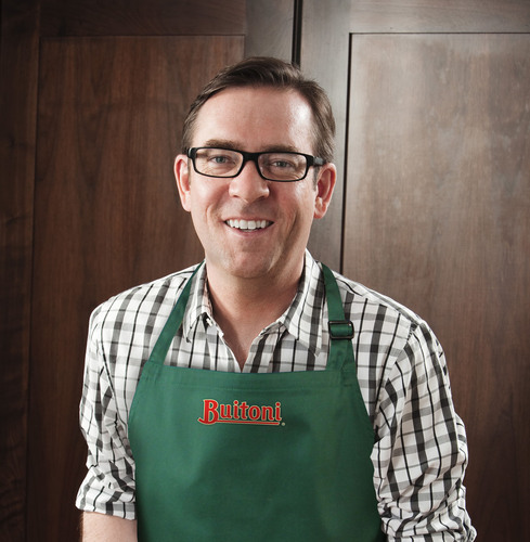 Buitoni and Chef Ted Allen invite everyone to be inspired and re-think Date Night by entering the Buitoni Date Night-In Sweepstakes now at www.facebook.com/BuitoniUSA.  (PRNewsFoto/Nestle Buitoni)