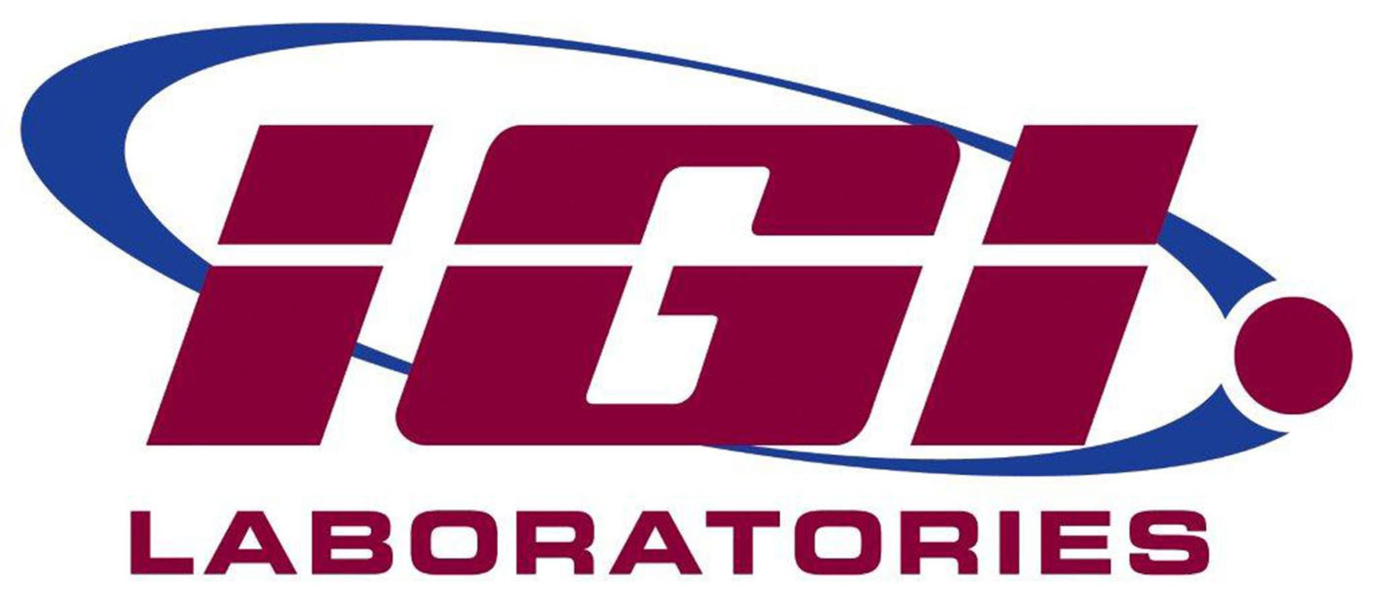 IGI Laboratories logo
