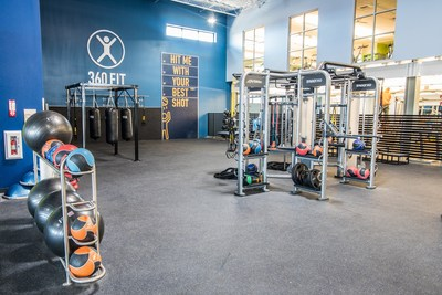 360Fit Training Area