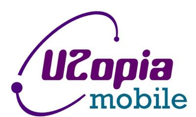U2opia Mobile - Logo (PRNewsFoto/U2opia Mobile)