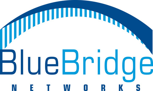 BlueBridge Logo.  (PRNewsFoto/BlueBridge Networks)