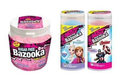 Bazooka Sugar Free