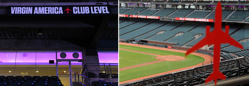 Virgin America Takes Off With the San Francisco Giants for the 2012 Season:  Unveils New Virgin
