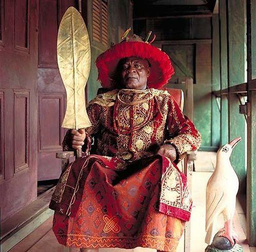 His Royal Highness Igwe Dr. Kenneth Onyemaeke Nnaji Orizu III. CON. JP. (PRNewsFoto/Kingdom of Nnewi)