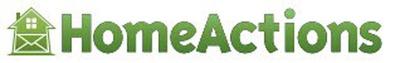 HomeActions Logo.  (PRNewsFoto/HomeActions)