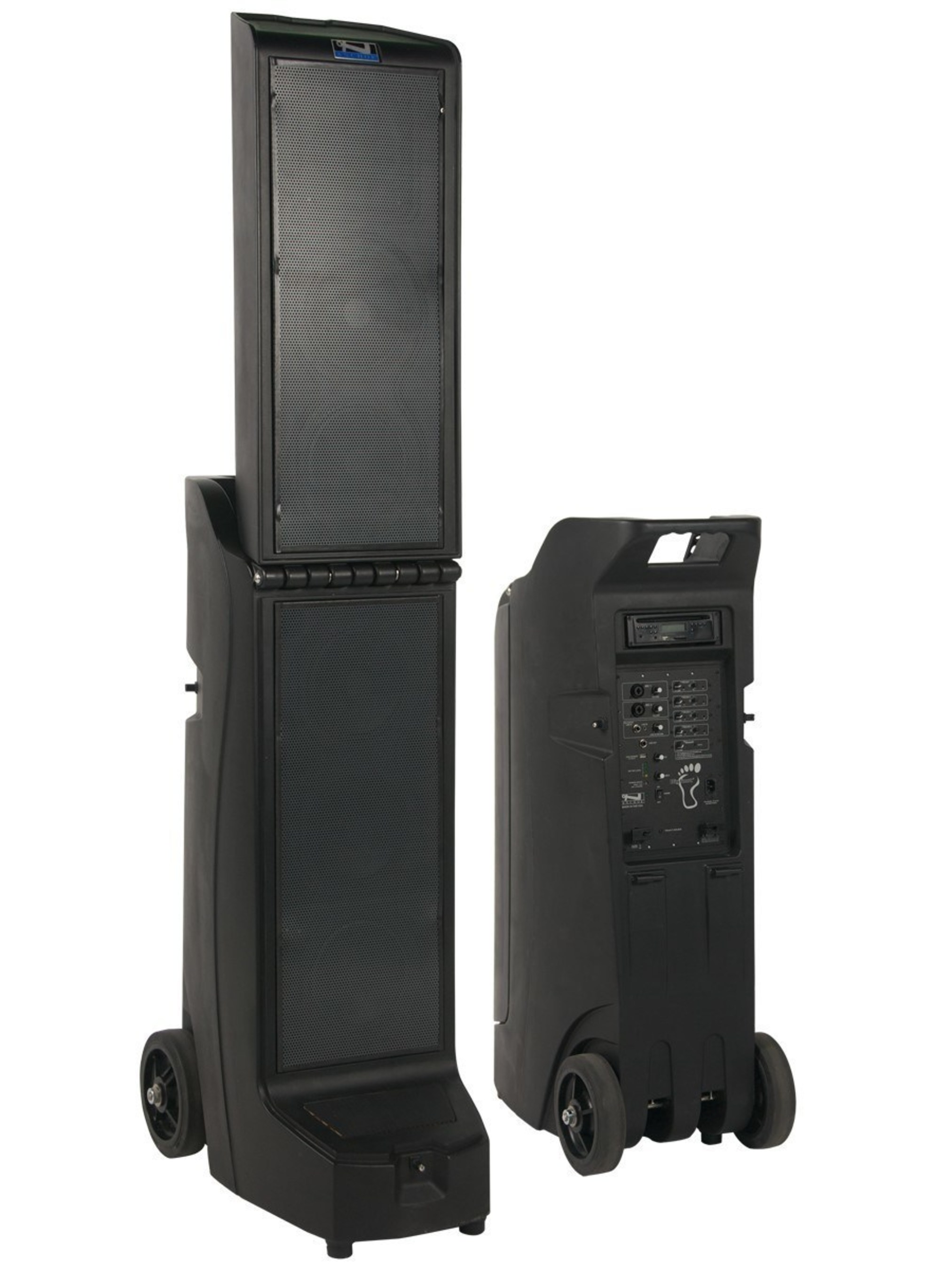 Most Powerful Portable PA System to Launch at InfoComm 2015 in Orlando, FL - Designed by Anchor Audio, Inc.