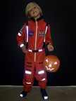 Keep kids safer and brighter on Halloween with Brilliant Reflective Safety Strips.