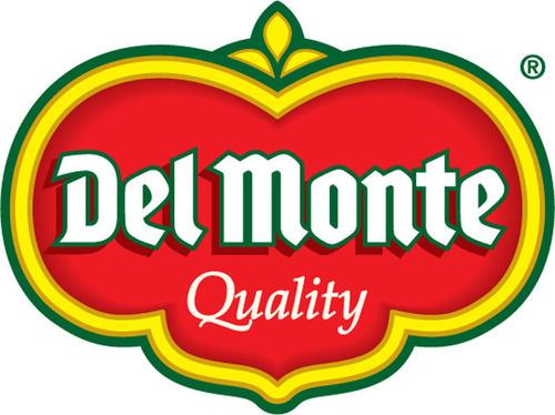 Del Monte logo.  (PRNewsFoto/Del Monte Foods)