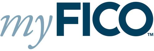 myFICO logo.  (PRNewsFoto/FICO)