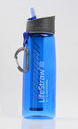 New LifeStraw(R) Go lightweight, reusable water bottle transforms contaminated water into safe drinking water. The new water filter is ideal for hikers, travelers, outdoor enthusiasts and everyday use. For each purchase of any life-saving LifeStraw(R) product, one school child in Africa will receive clean drinking water for an entire school year.