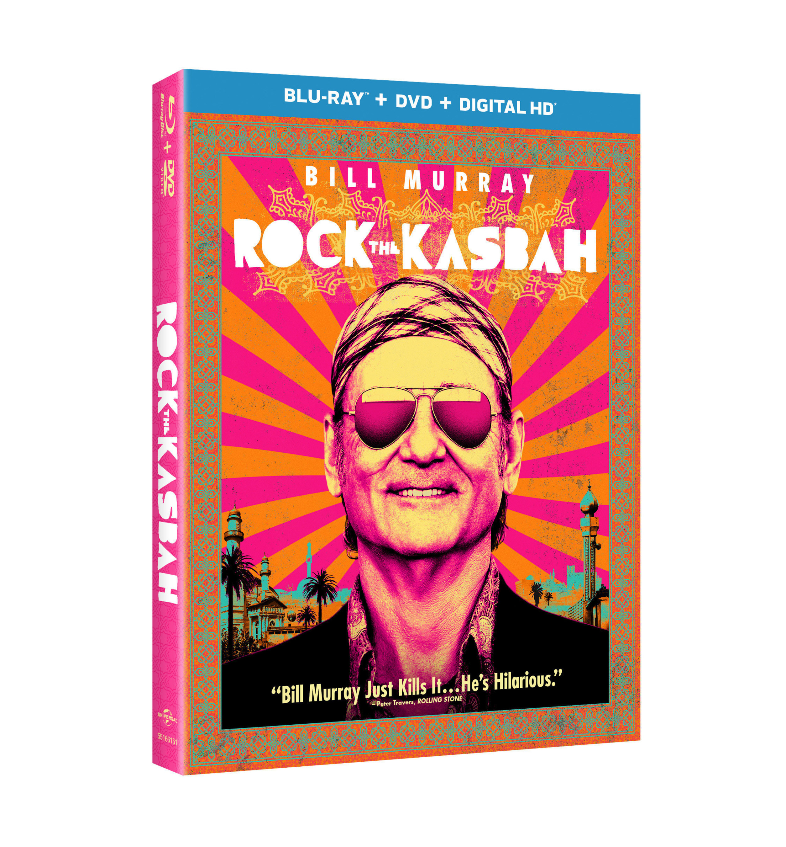 From Universal Pictures Home Entertainment: Rock the Kasbah
