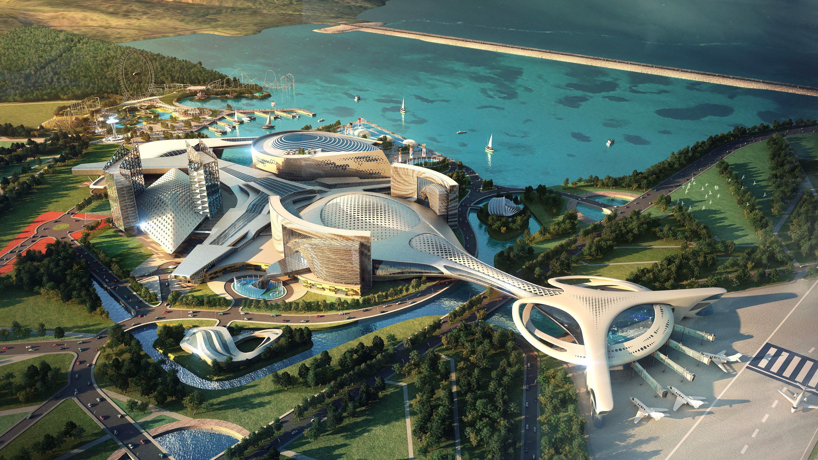 mohegan sun and incheon international airport corp iiac finalize