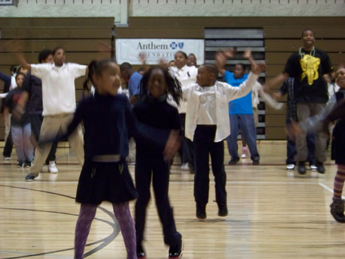 Kids at Daniels-Mardak Boys & Girls Club Take on the Guinness World Record for Jumping Jacks