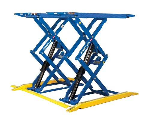 Rotary Lift to Launch New Low-Profile Double-Section Scissor Lift at NADA Expo