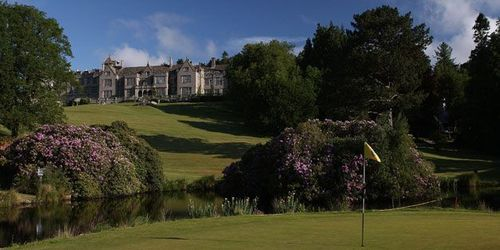 Bovey Castle Golf Course Named in Top Five (PRNewsFoto/Eden Hotel Collection)