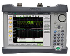 Anritsu Microwave Site Master S820E is the worlds's first handheld cable and antenna analyzer with frequency coverage up to 40 GHz.  (PRNewsFoto/Anritsu Company)