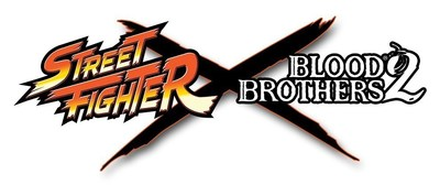 Street Fighter X Blood Brothers 2 Logo