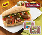 Johnsonville Introduces Pork & Chicken Sausage, with 50% Less Fat and 100% Taste.  For information, recipes and cooking tips, visit www.johnsonville.com.  (PRNewsFoto/Johnsonville Sausage, LLC)