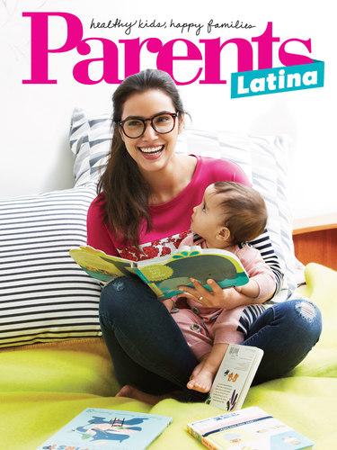 Parents Latina Magazine Cover. (PRNewsFoto/Meredith Corporation)