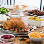 Mimi's Cafe brings back their beloved Thanksgiving Dine-In, Holiday Sides and Feast-To-Go offerings.  (PRNewsFoto/Mimi's Cafe)