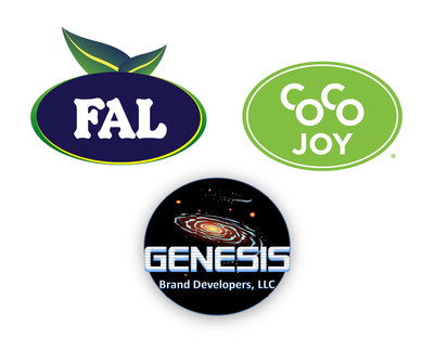 FAL Food And Beverages Announces Partnership With Genesis Brand Developers For U.S. Launch