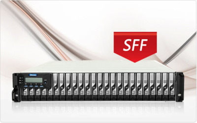 """Infortrend Launches EonStor DS 3024B Small Form Factor Storage for 2.5"""" Drives"""