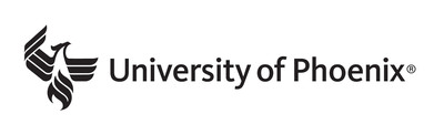 University of Phoenix logo.  (PRNewsFoto/University of Phoenix)