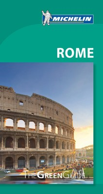 Michelin Launches New Version Of Its Popular Rome Travel Guide
