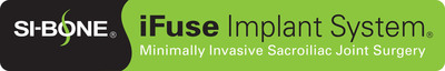 SI-BONE iFuse Logo. (PRNewsFoto/SI-BONE, Inc.) (PRNewsFoto/)